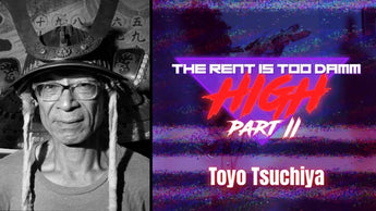 (DOCUMENTARY) Toyo Tsuchiya | NYC Lower East Side Art Scene