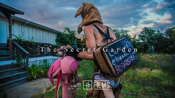 The Secret Garden (SHORT FILM)