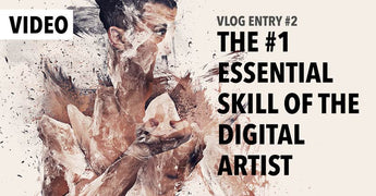 The #1 Essential Skill that will make you a successful DIGITAL ARTIST