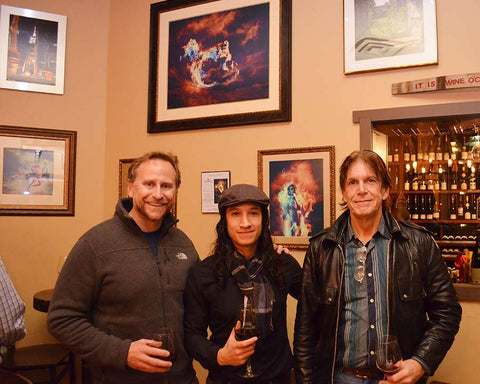 bryan reilly photofile and ph daniel sanchez at sorell wine bar bistro new rochelle ny