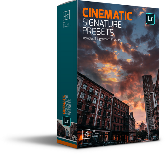 Cinematic Lightroom Presets by PH Daniel Sanchez