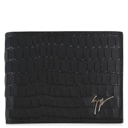 Men's Embossed Leather Wallet - e Deals and Offers