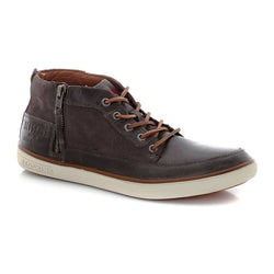 Men's Leather Ankle Boots - e Deals and Offers