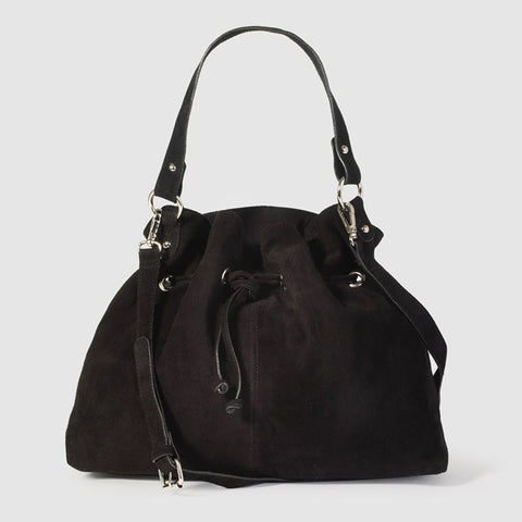 Soft Leather Bucket Bag - e Deals and Offers