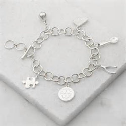 Silver Infinity Love Knot Bracelet - e Deals and Offers