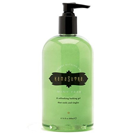 Kama Sutra Bath Gel - 17.5 oz Mint Tree