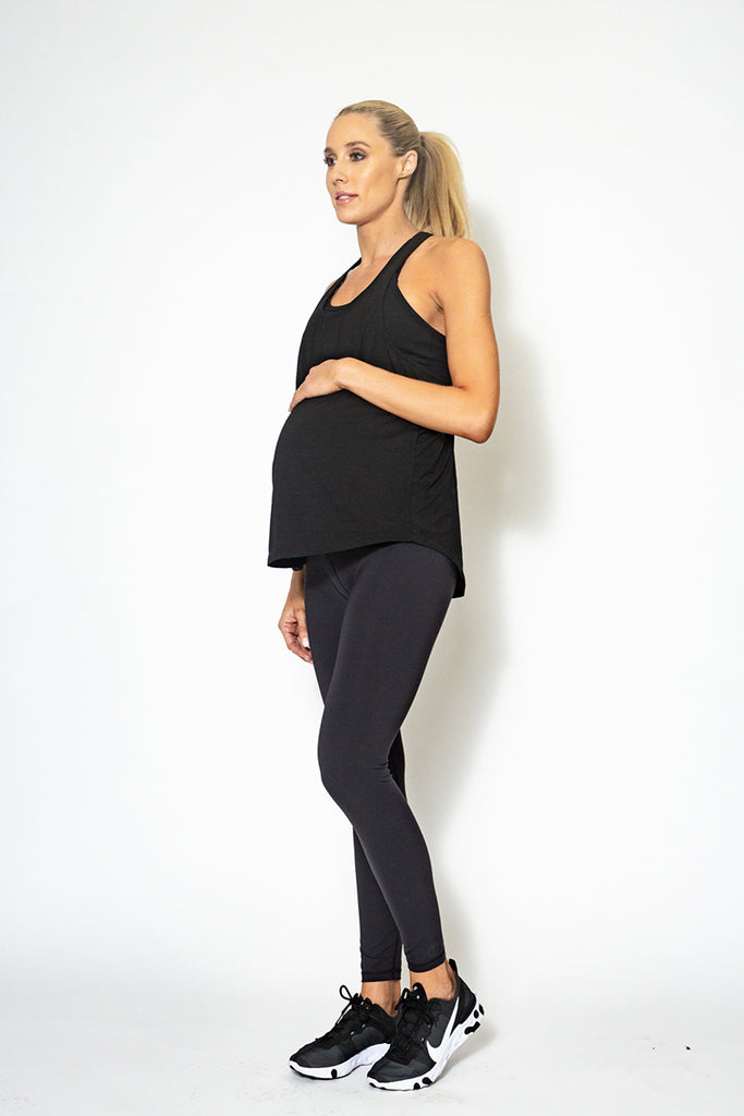 Relaxed Maternity Tank