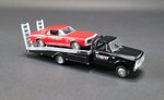 1:64 Nickey Performance - 1967 Chevrolet C-30 Ramp Truck with 1967 Nickey Chevrolet Camaro - Acme Exclusive