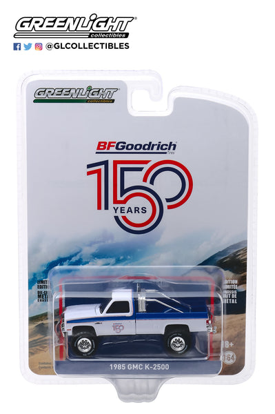 1:64 Anniversary Collection Series 10 - 1985 GMC K-2500 - BFGoodrich 150th Anniversary