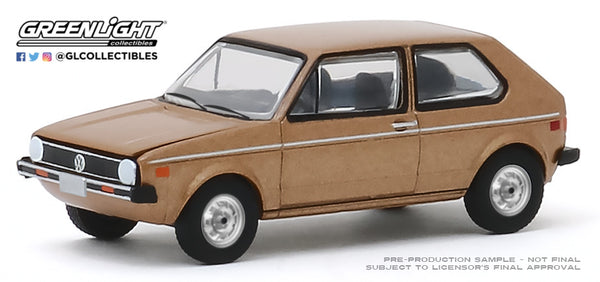 1:64 1977 Volkswagen Rabbit - The Champagne Edition (Hobby Exclusive)