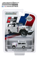 Greenlight 1:64 1971 Jeep Jeepster Commando - Hurst Edition (Hobby Exclusive)
