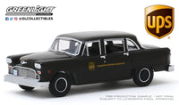 1:64 1975 Checker Taxicab Parcel Delivery - United Parcel Service (UPS) Canada Ltd (Hobby Exclusive)