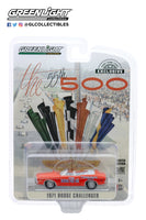 Greenlight 1:64 1971 Dodge Challenger Convertible 55th Indianapolis 500 Mile Race Dodge Official Pace Car
