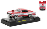 M2 1:64 1966 Dodge Charger Mopar Gasser - Direct Connection - Hobby Exclusive : OCT / NOV Release