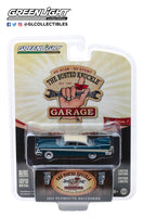 "Greenlight 1:64 Busted Knuckle Garage Series 1 : 1957 Plymouth Belvedere ""Busted Knuckle Garage Gas & Oils"""