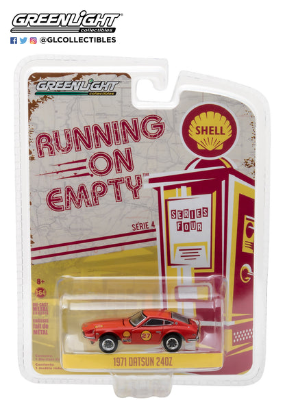 1:64 Running on Empty Series 4 - 1971 Datsun 240Z - Shell Oil