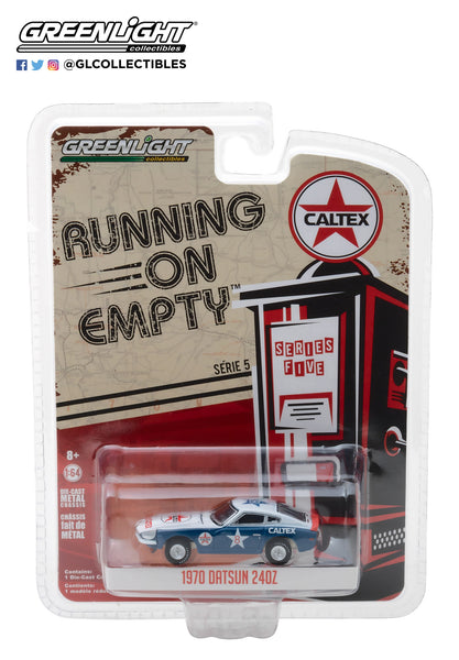 1:64 Running on Empty Series 5 - 1970 Datsun 240Z Caltex