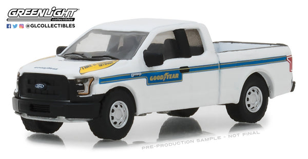 1:64 Running on Empty Series 6 - 2016 Ford F-150 - Goodyear Tire & Service