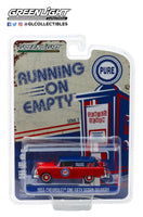 1:64 Running on Empty Series 7 - 1955 Chevrolet One Fifty Sedan Delivery - Pure Oil