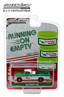 1:64 Running on Empty Series 7 - 1962 Dodge D-100 - Turtle Wax