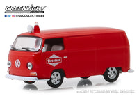 1:64 Running on Empty Series 8 - 1969 Volkswagen Type 2 Panel Van - Firestone Tire Service