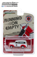 1:64 Running on Empty Series 8 - 1939 Chevrolet Panel Truck - Autolite Spark Plugs