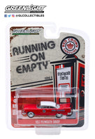 1:64 Running on Empty Series 9 - 1957 Plymouth Savoy - Red Crown