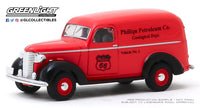 1:64 Running on Empty Series 10 - 1939 Chevrolet Panel Truck - Phillips 66 Phillips Petroleum Co. Geological Dept