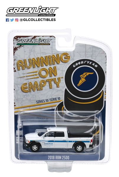 1:64 Running on Empty Series 10 - 2018 Ram 2500 - Goodyear Commercial Tire & Service Centers