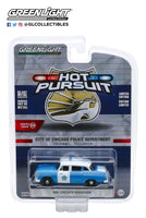 1:64 Hot Pursuit Series 34 - 1961 Checker Marathon - City of Chicago Police Department