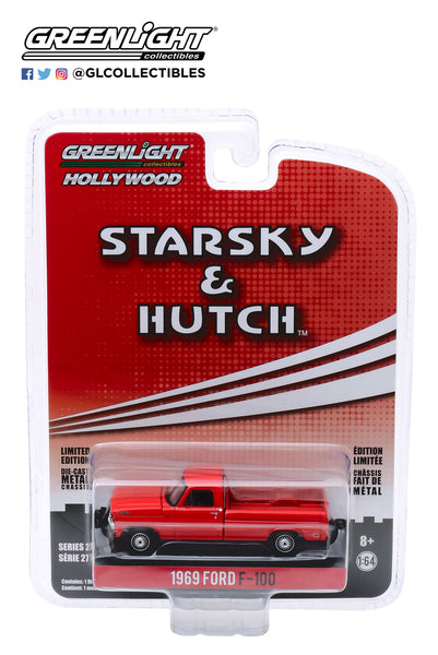 1:64 Hollywood Series 27 - Starsky and Hutch (1975-79 TV Series) - 1969 Ford F-100