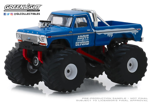 Greenlight 1:64 Above N Beyond - 1978 Ford F-250 Monster Truck