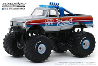1:64 Kings of Crunch Series 6 - Rocket - 1972 Chevrolet K-10 Monster Truck