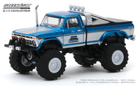 1:64 Kings of Crunch Series 6 - King Kong - 1975 Ford F-250 (Original Blue)