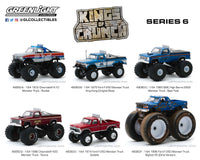 Greenlight 1:64 Kings of Crunch Series 6 : Sets of six, now in stock