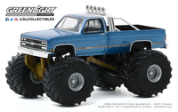 Greenlight 1:64 Kings of Crunch Series 7 : Maiden America - 1977 Chevrolet K-10 : Due in Aug