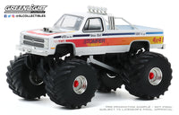 Greenlight 1:64 Kings of Crunch Series 7 - Stomper Bully - 1984 Chevrolet C-20 : Due in Aug
