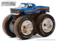 Greenlight 1:64 Kings of Crunch Series 7 - Bigfoot #7 - 1996 Ford F-250 (Dirty Version) : Due in Aug