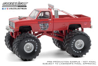 1:64 Kings of Crunch Series 8 - Samson I - 1984 Chevrolet Silverado Monster Truck