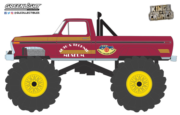 Greenlight 1:64 Kings of Crunch Series 9 - Super Monster - 1979 Ford F-250 Monster Truck