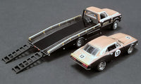 1:64 Smokey Yunick - 1967 Chevrolet C-30 Ramp Truck with #13 1967 Trans Am Camaro - Acme Exclusive