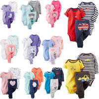 3Pcs Baby cloths set