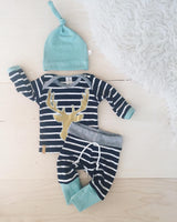 3pcs Baby Clothes Sets