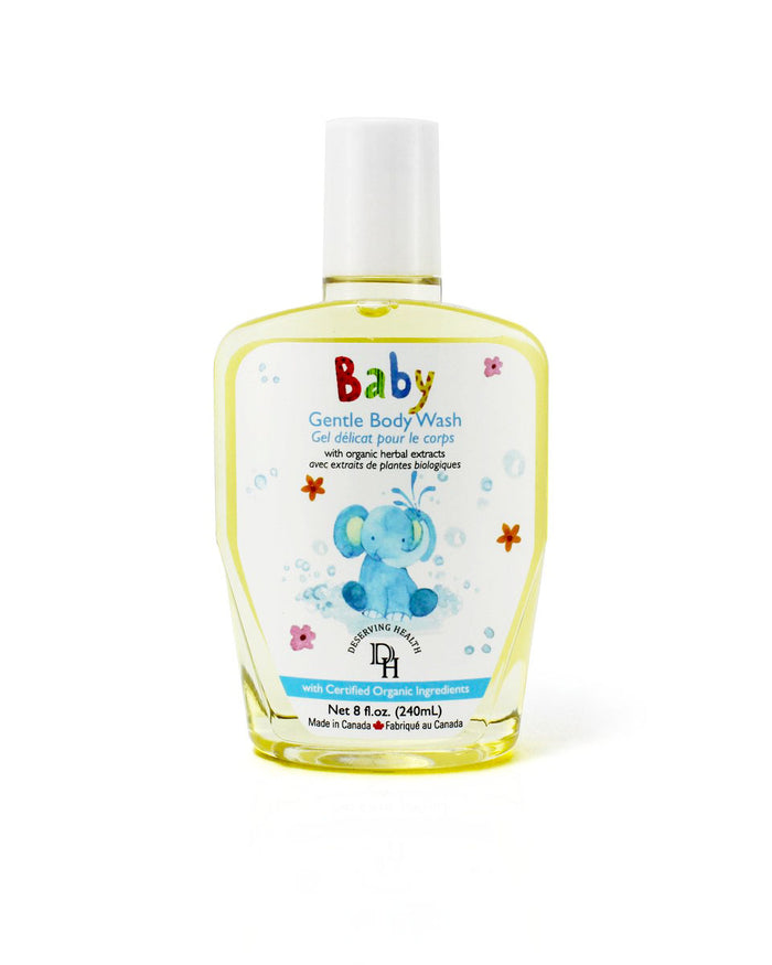 Deserving Health Baby & Kids Gentle Body Wash