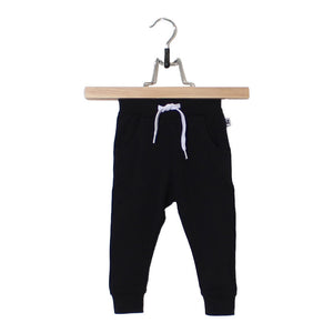 Black Baggy Pants