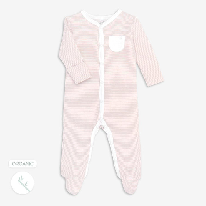 Baby Sleepsuit, front-opening