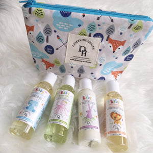 Baby & Kids Essentials Travel Pack