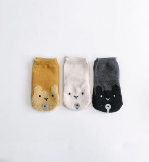 Puru-Puru Sock Set
