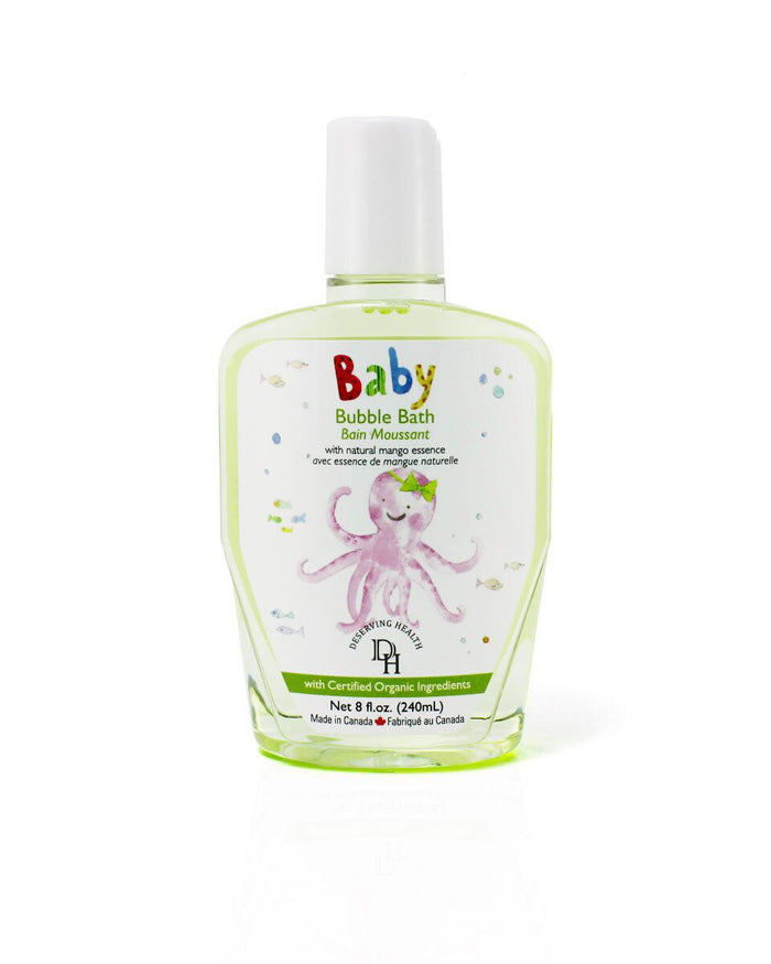 Deserving Health Baby & Kids Bubble Bath