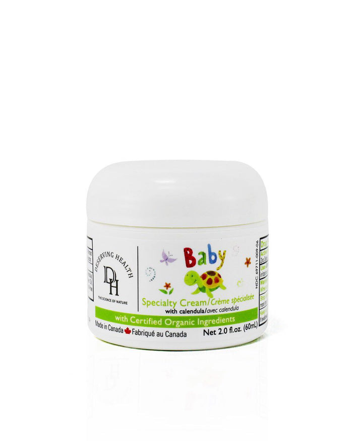 Deserving Health Baby Specialty Cream